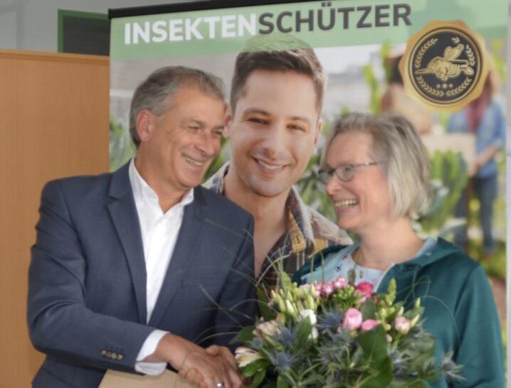 Insektenschützer 2019 – Die Gewinnerin